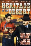Heritage of the Desert (1939)