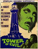 Tower of Evil ( Horror on Snape Island )