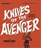 Knives of the Avenger ( coltelli del vendicatore, I )