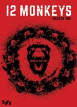 DVD Cover for 12 Monkeys: Season One