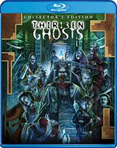 Thir13en Ghosts Blu-Ray Cover