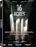 DVD Cover for 16 Acres: The Struggle to Rebuild Ground Zero