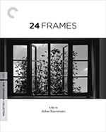 24 Frames Criterion Collection Blu-Ray Cover