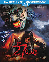 The 27 Club Blu-Ray Cover