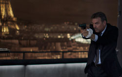 Kevin Costner gets down to business in the top action film of 2014, 3 Days to Kill.