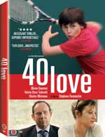 DVD Cover for 40 Love