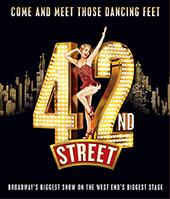 42nd Street Blu-Ray Cover