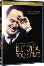DVD Cover for Billy Crystal 700 Sundays