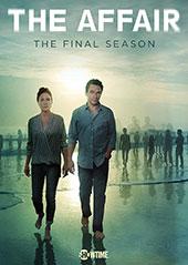 The Affair: The Final Season DVD Cover