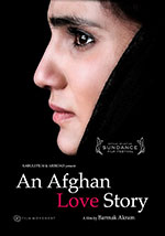 An Afghan Love Story DVD Cover