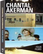 DVD Cover for Chantal Akerman: Four Films