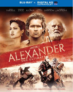 Alexander: The Ultimate Cut Blu-Ray Cover