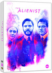 The Alienist Blu-Ray Cover