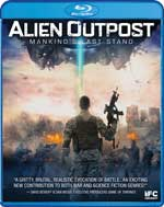 Alien Outpost Blu-Ray Cover