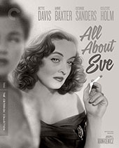 All About Even Criterion Collection Blu-Ray Cover