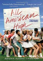 DVD Cover for All American High Revisited