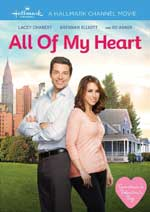 DVD Cover for All of My Heart