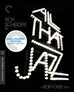All That Jazz Criterion Collection Blu-Ray Cover