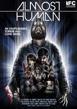 DVD Cover for Almost Human