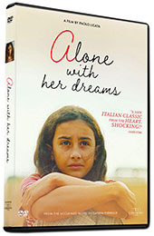 Alone with Her Dreams DVD Cover