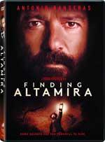 DVD Cover for Finding Altamira