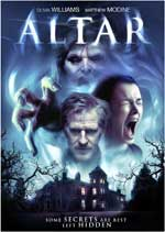 DVD Cover for Altar