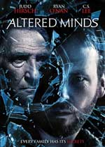DVD Cover for Altered Minds