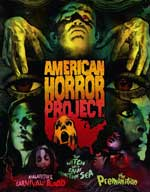 DVD Cover for American Horror Project, Volume 1