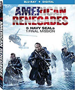 American Renegades Blu-Ray Cover