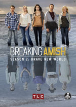 DVD Cover for Breaking Amish: Season 2