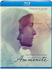Ammonite Blu-Ray Cover
