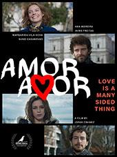 Amor Amor DVD Cover