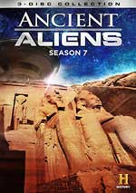 DVD Cover for Ancient Aliens: Season 7