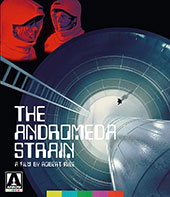The Andromeda Strain Blu-Ray Cover