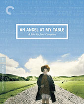 An Angel at My Table Criterion Collection Blu-Ray Cover