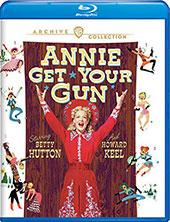 Annie Get Your Gun Blu-Ray Cover