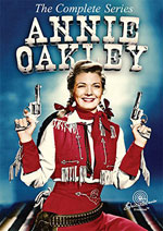 DVD Cover for Annie Oakley The Compete TV Collection