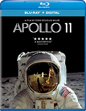 Apollo 11 Blu-Ray Cover