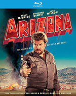 Arizona Blu-Ray Cover