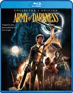 Army of Darkness Collector's Edition Blu-Ray Cover