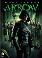 DVD Cover Arrow: The Complete Second Season