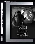 The Artist and the Model DVD Cover