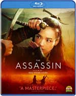 Assassin Blu-Ray Cover