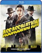 The Assassination Blu-Ray Cover