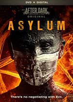 DVD Cover for Asylum
