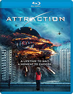 Attraction Blu-Ray Cover