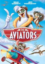 DVD Cover for The Aviators