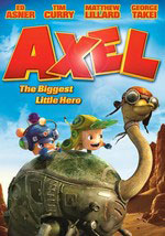 DVD Cover for Axel: The Biggest Little Hero