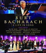 DVD Cover for Burt Bacharach: A Life in Song