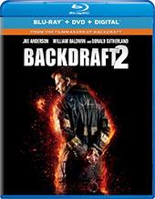 Backdraft 2 Blu-Ray Cover